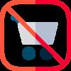 no-shopping-cart